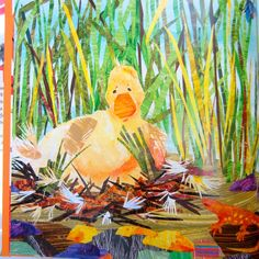 """These awesome pictures come from the book """"The Ugly Duckling"""" by Rachel Isadora...I can't get enough. The book is a different version than t..."""