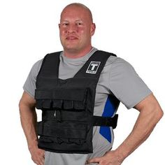 Weighted Vest 20lbs. Adjustable