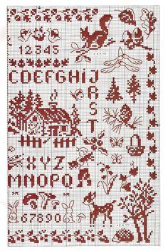 Gallery.ru / Фото #40 - DFEA HS 18 Tout en Rouge. - Olechka54