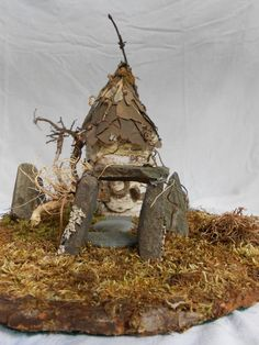 The Henge House Improved by Faeriearthart on Etsy, $110.00