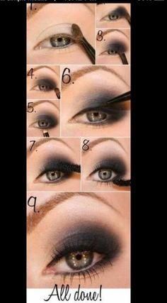 Eye Enlarging Makeup #Fashion #Beauty #Trusper #Tip