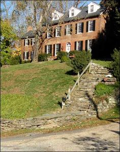 Waterford, VA- Used to love Trick or Treating at this place since it was so mysterious.