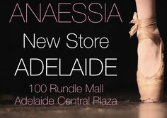 ANAESSIA New Adelaide Store Opening Saturday 27th June 2015