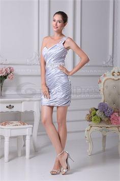 Wonderful Short/ Mini Sleeveless Sheath/ Column Silk-like Satin http://www.GracefulDress.com/Wonderful-Short-Mini-Sleeveless-Sheath-Column-Silk-like-Satin-p19622.html