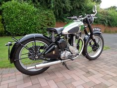 1946 BSA B31 RIGID For Sale