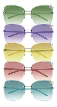 Gucci Flora Sunglasses - Available at Eye Class Optometry in Calgary, Alberta