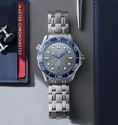 omega seamaster aqua terra co-axial Omega Seamaster Quartz, Seamaster Aqua Terra, Omega Seamaster Automatic, Dream Watches, Luxury Watches, Omega Seamaster Deville, Rolex Explorer, Audemars Piguet, Other Accessories