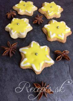 Anízové vianočné pečivo – Recepis.sk December, Sugar, Cookies, Desserts, Food, Basket, Crack Crackers, Tailgate Desserts, Deserts
