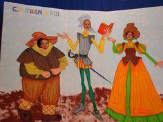 Día del Libro Realizado por los profesores del CEIP Juan XXIII