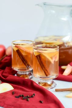This easy slow cooker Spiced Apple Cider is full of flavor and had no added sugar, making it the perfect kid-friendly recipe for fall!
