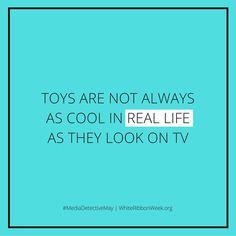 whiteribbonweek.org #toys #reallife #mediadetective #medialiteracy #internetsafety