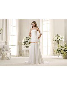 A-line Printemps 2014 Eté Robes de mariée 2014