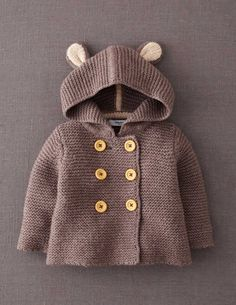 cutest little bear jacket. EVER!