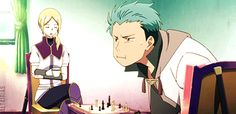 """Akagami no shirayuki hime """" Snow White with the red hair """" Mitsuhide is so confused XD ^^ Episode 1 Manga Anime, Anime Gifs, Anime Nerd, Snow White With The Red Hair, White Hair, Zen Wisteria, Anime Snow, Akagami No Shirayukihime, Fairy Tail Love"""