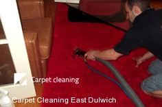 Cleaning of Rugs in