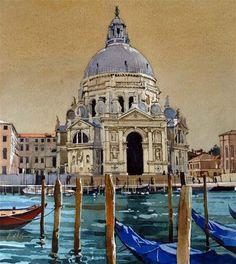 """Santa Maria Della Salute"" by David Morris"