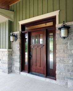 Craftsman Porch Design, Pictures, Remodel, Decor and Ideas - page 22