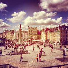 I was in #Lille too ! | pic by @LLLLITL