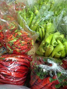Rawit rood/groen