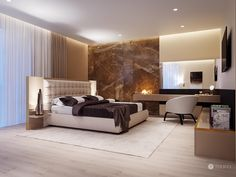 51 Classy Italian Bedroom Design And Decorating Ideas Custom Made Furniture, Types Of Furniture, Modern Bedroom, Bedroom Decor, Low Bed Frame, Italian Bedroom Furniture, Scandinavian Furniture, Distressed Furniture, Luxurious Bedrooms