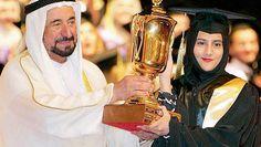 Sharjah Ruler appreciates AUS during graduation ceremony - Khaleej Times