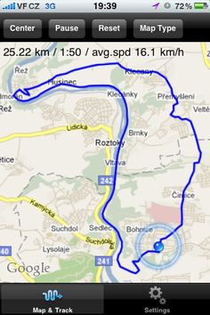 Phone GPS Tracking Map - Achieve your fitness goals with the help of a gps tracker to measure all things exercise: topsmartwatchesonline.com