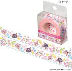 Sailor Moon Decoration Ribbon Luna and Artemis $4.50 http://thingsfromjapan.net/sailor-moon-decoration-ribbon-luna-artemis/ #sailor moon ribbon #kawaii anime ribbon #sailor moo item
