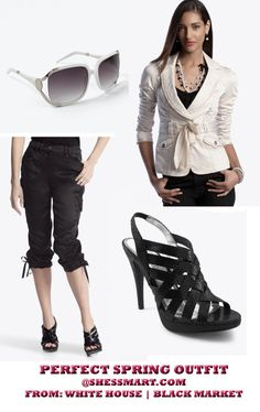 spring outfits | ... spring outfit from WHBM. Not convinced this is your style? I'll let