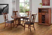 Sonoma Tile Top Wood Dining Room Set - Click pics for price Dining Room Furniture Sets, Room Set, Dining Table, Wood, Tile, Home Decor, Modern, Mosaics, Decoration Home