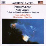 cool CLASSICAL - Album - $6.99 -  Glass, P.: Violin Concerto / Company / Prelude From Akhnaten