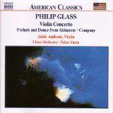 cool CLASSICAL - Album - $6.99 -  Glass, P.: Violin Concerto / Company / Prelude From Akhnaten