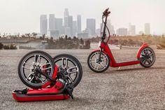 Mini Citysurfer Concept Electric Scooter Announced