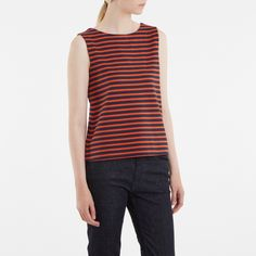 Norse Projects women's Aina Interlock Jersey top - Norse Projects