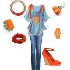 Fun, bright colors