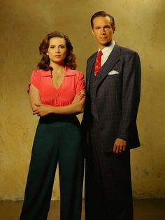 Like the 40s fashion of Agent Carter. I've not tried high-waisted pants like these, but maybe some black ones would be good for work events? But where I don't have to wear heels with them