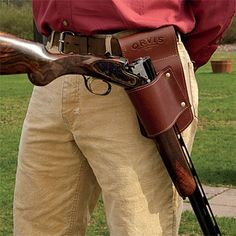 Not sure about this one....Orvis Shotgun Holster