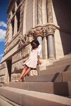 Fall Like Blushing | Live Love and Read | fall dresses