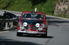 Volvo 122 Rally