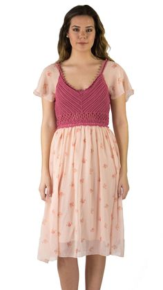 Free People Wildflowers Dress – The Mercantile