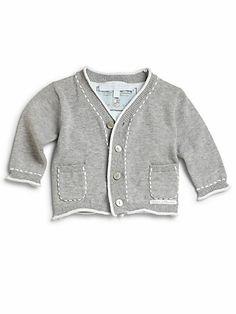 Tartine et Chocolat - Infant's Stitched Cardigan - Saks.com