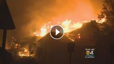Wildfires Destroy Homes In Gatlinburg, Pigeon Forge: Dani Ruberti Reports
