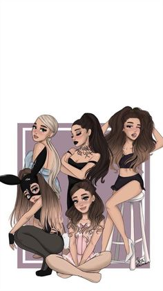 Wallpapers Fall Nails pics of fall nails Ariana Grande Anime, Ariana Grande Drawings, Ariana Grande Fotos, Ariana Grande Pictures, Ariana Grande Background, Ariana Grande Wallpaper, Bff Drawings, Celebrity Drawings, Cartoon Art