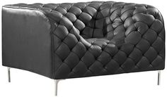 Zuo Modern Providence Black Armchair - EuroStyleLighting.com