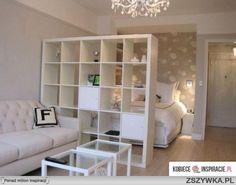 Zobacz zdjęcie podział: sypialnia/salon w pełnej rozdzielczości