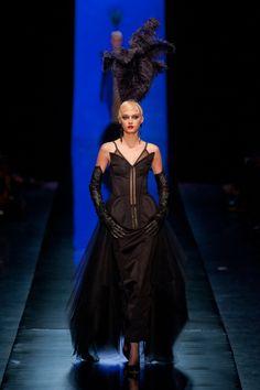 Défile Jean Paul Gaultier Haute couture Printemps-été 2014 - Look 29