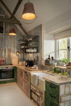 Estilo ecléctico en una bonita casa de campo del Reino Unido | Decoración