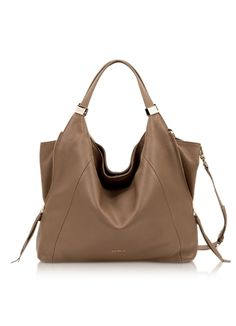 Furla - Liz Daino Leathe Hobo Bag