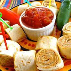 Tortilla Rollups  - Allrecipes.com