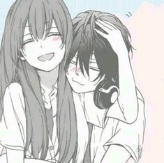 Que casal mais fofoooo :3