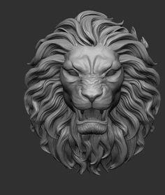 Lion Sculpture, Horses, Statue, Tattoos, Art, Greek, Sculpture, Art Background, Tatuajes